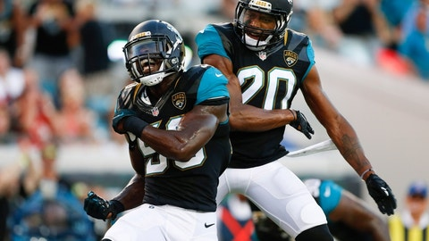 Green Bay Packers at Jacksonville Jaguars 1 p.m. on FOX (711)