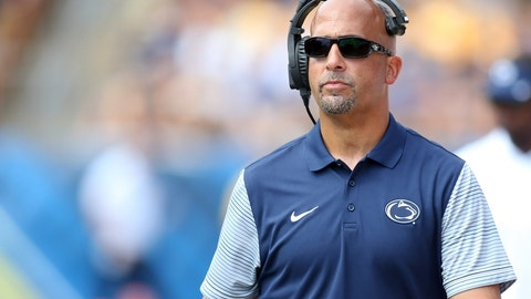 We're going to laugh about James Franklin's 'hot seat' status by the end of the year