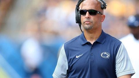 Penn State vs. Temple (Saturday, 12:00 p.m. ET)