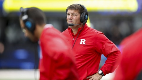Rutgers: Try not to embarrass yourself, OK?