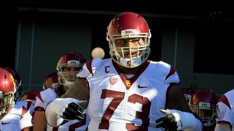 Zach Banner, OT, USC