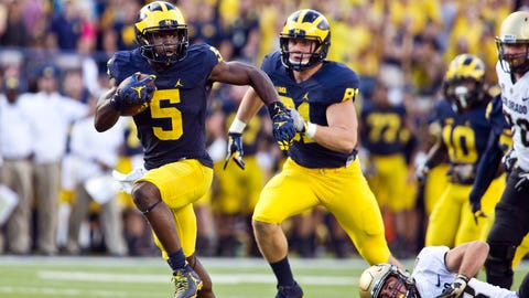 Michigan LB/S Jabrill Peppers