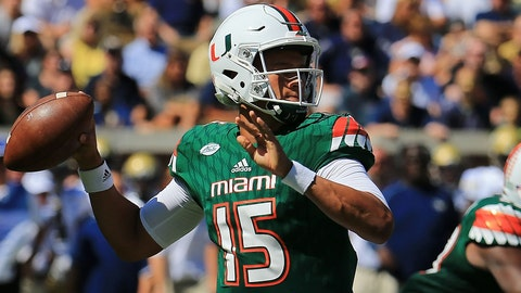 Russell Athletic Bowl: Miami vs. West Virginia
