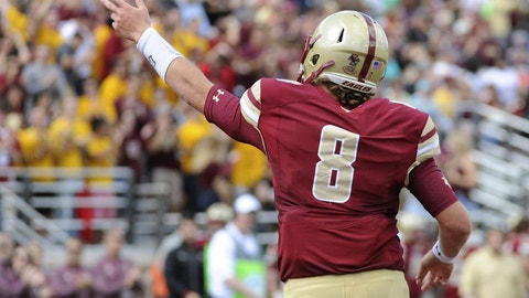 St. Petersburg Bowl: Boston College vs. Tulsa