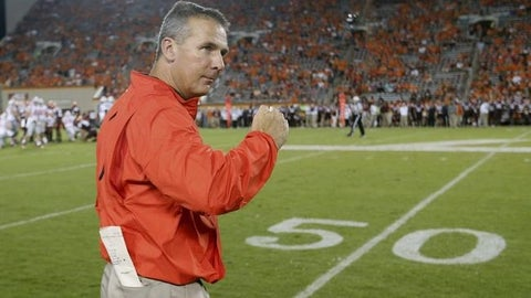 Urban Meyer is the best big game coach in college football