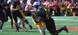 Maryland Football: Jermaine Carter Jr. ends season in style