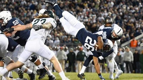 Penn State isn't a great third-down team