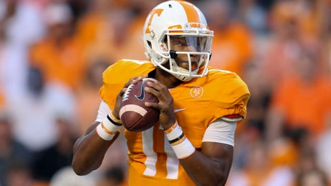 SEC East No. 1: Tennessee (10-2, 6-2 SEC)