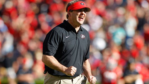 No. 18 Georgia: at Ole Miss (Sept. 24)