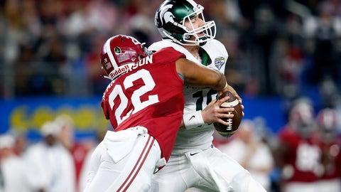 Steelers: Ryan Anderson, OLB/DE, Alabama