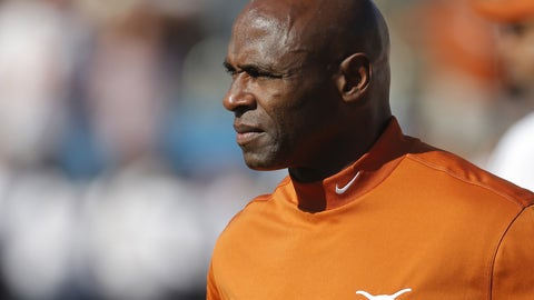 Charlie Strong reminds everyone he can still coach