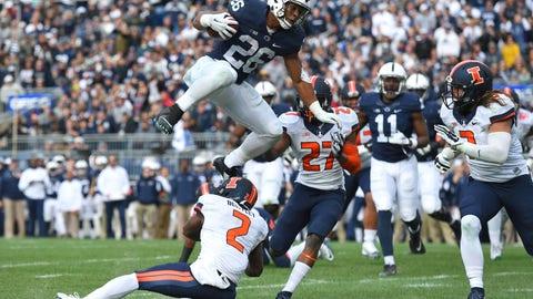 Saquon Barkley - Penn State (80-to-1)