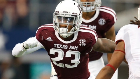 NCAA Football: Arkansas vs Texas AM