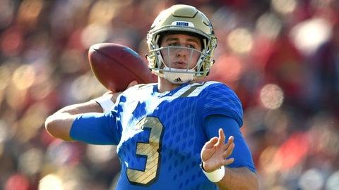 Josh Rosen, UCLA, QB