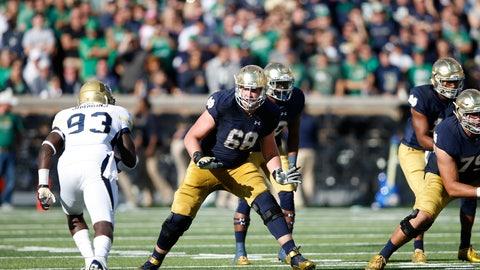 Mike McGlinchey - OT - Notre Dame