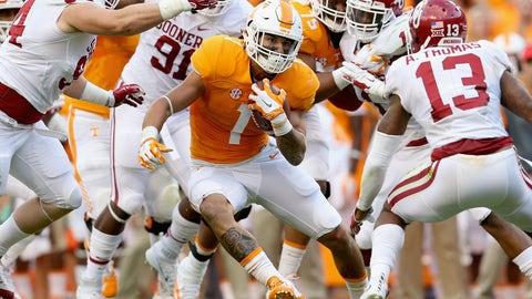 Jalen Hurd - RB - Tennessee