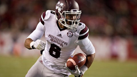Fred Ross - WR - Mississippi State