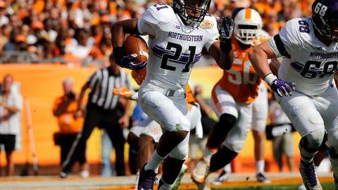 Justin Jackson - RB - Northwestern