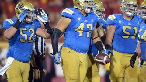 Eddie Vanderdoes - DL - UCLA