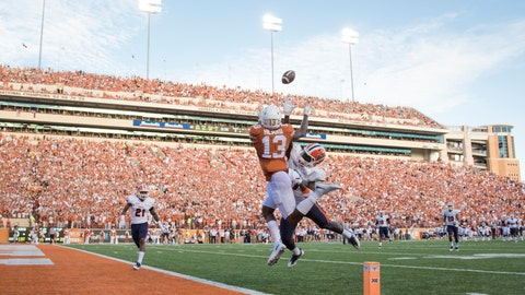 Texas (2-0), re-rank: 12
