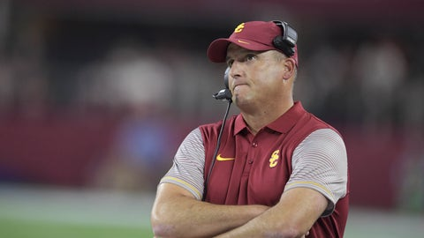 To cool Clay Helton's hot seat