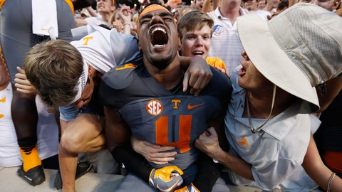 Tennessee (4-0)