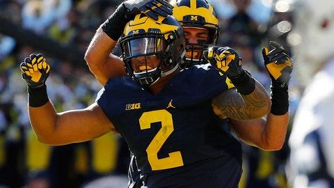 Michigan (4-0)