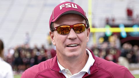 Jimbo Fisher, Florida State