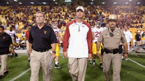 On the difference between the media covering FAU and USC