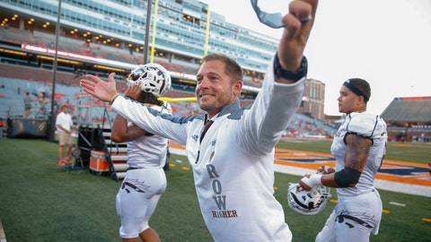 Oregon: P.J. Fleck, Western Michigan head coach