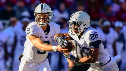 Penn State (+2.5) vs. Wisconsin (Saturday, FOX, 7 ET)