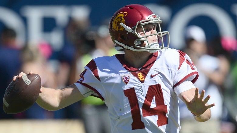 'The Herd': Joel Klatt doesn't think USC QB Sam Darnold is NFL ready