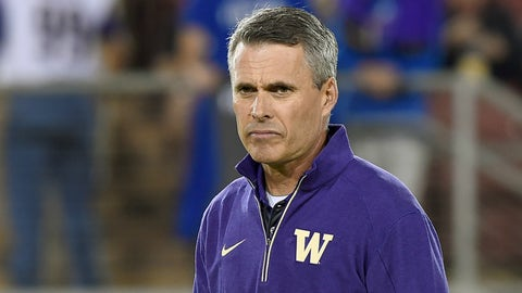 UC-Davis: Chris Petersen (Washington head football coach)