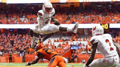 Lamar Jackson, QB, Louisville (Citrus Bowl)