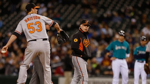 Someone in the Orioles bullpen shall make a nightly seventh-inning call to the dugout...