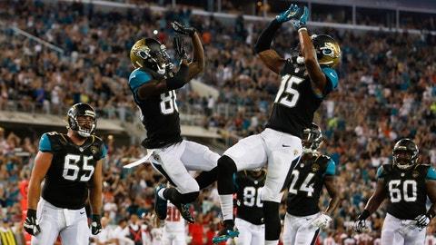 Jacksonville Jaguars, $1.95 billion