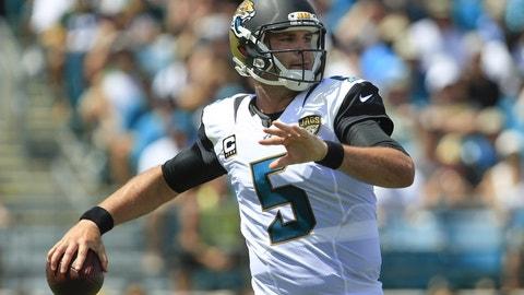Sunday: Broncos at Jaguars