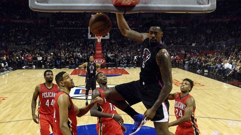 Los Angeles Clippers: C DeAndre Jordan