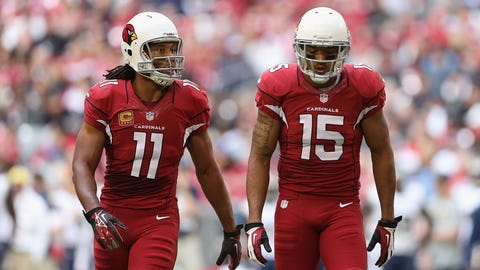WRs: Arizona Cardinals