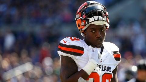 Browns RBs