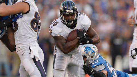 Long-term plan: Ravens Kenneth Dixon
