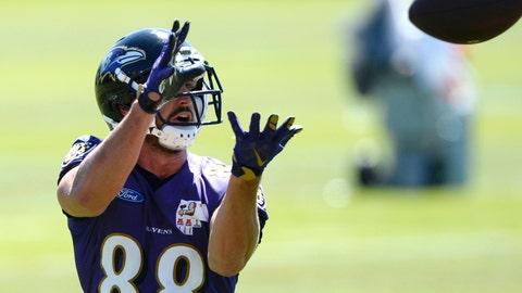 START: Dennis Pitta, Ravens
