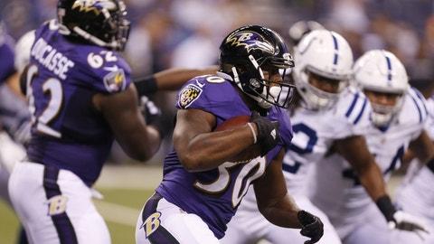 December 23: Indianapolis Colts at Baltimore Ravens, 4:30 p.m. ET