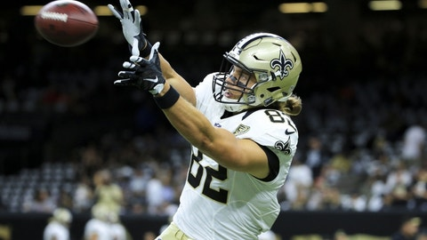 New Orleans Saints: Coby Fleener