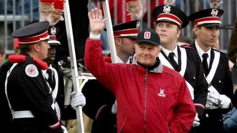 Ohio State: Jack Nicklaus (pro golfer)