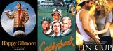 If the Oscars were only for golf movies …