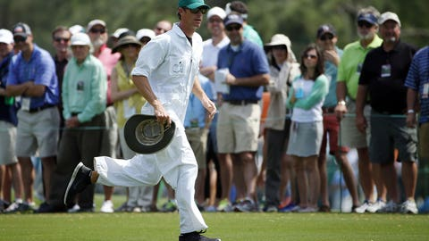 Caddie to the rescue