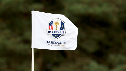 Images from the 2014 Ryder Cup at Gleneagles