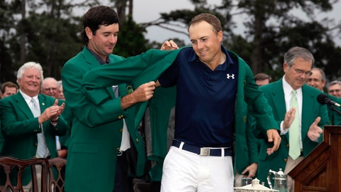 He predicted his Masters win when he was just 14 years old