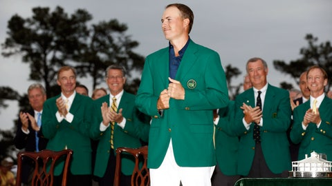 Spieth watched 'Forgetting Sarah Marshall' the night before the final day of the Masters